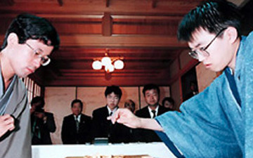 August 19th-20th, 1996: The 37th Oi Shogi Tournament.