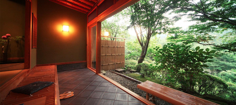 Japanese Style Rooms Japanesestyle Room Sazanka  Onyado Chikurintei